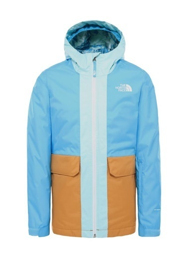 The North Face Freedom Insulated Kız Çocuk Mont Mavi Mavi